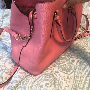 Kate Spade Pink leather purse